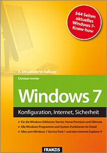 Windows 7 Buch